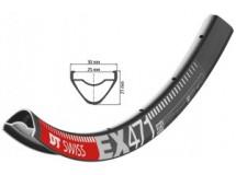 jante DT Swiss EX 471 27,5' noir