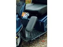 Support de jambe droite ou gauche, 3 roues