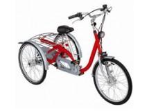 Tricycle Midi - Double Freins à disque, modèle de démonstration
