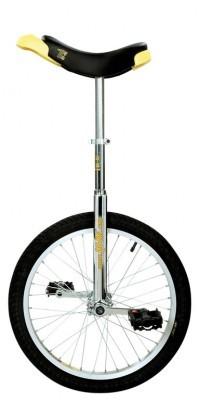 Monocycle QU-AX 20' Luxus chrome