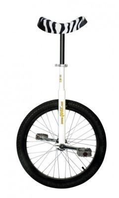 Monocycle QU-AX 20' Luxus blanc