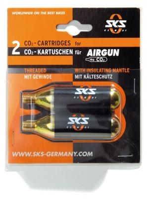 Cartouches CO2 SKS Air Gun