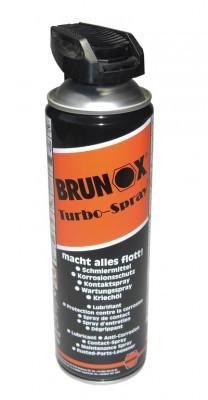 Spray Brunox à 5 fonctions