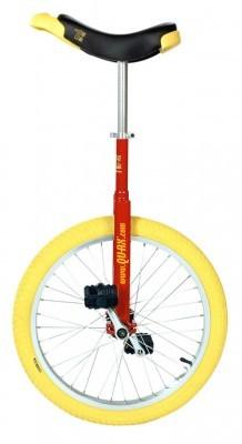 Monocycle QU-AX 20' Luxus rouge