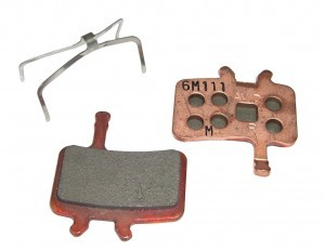 Set plaquettes de frein Avid p.Juicy/BB7