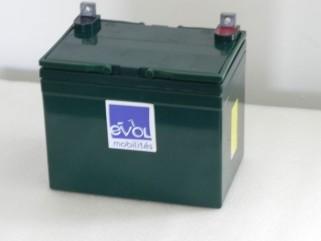 Batterie Plomb Haute Densité 50 Ah pour Véhicule Electrique