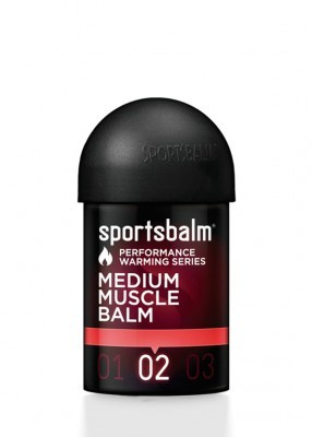 baume chauffant Sportsbalm Medium