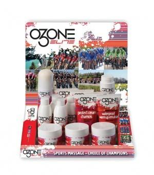 presentoir produits de soin Elite Ozone
