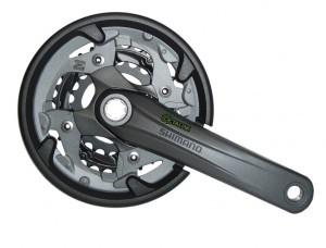 pédalier Shimano Alivio 22/30/40 d.175mm