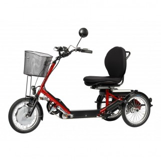 Tricycle Siège Extra Confort- DISCO 20 Pouces -   freins à disque + Différentiel | Bonne Affaire