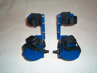 Sabots avec tuteur de jambe pour Enfant - La Paire